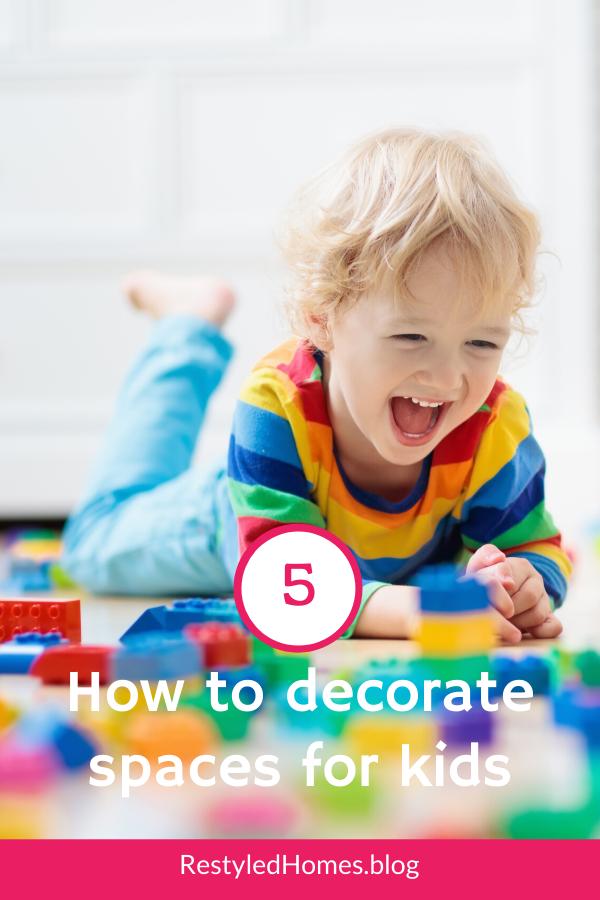 Wie Räume für Kinder dekorieren. Kinderzimmer sollen Spaß