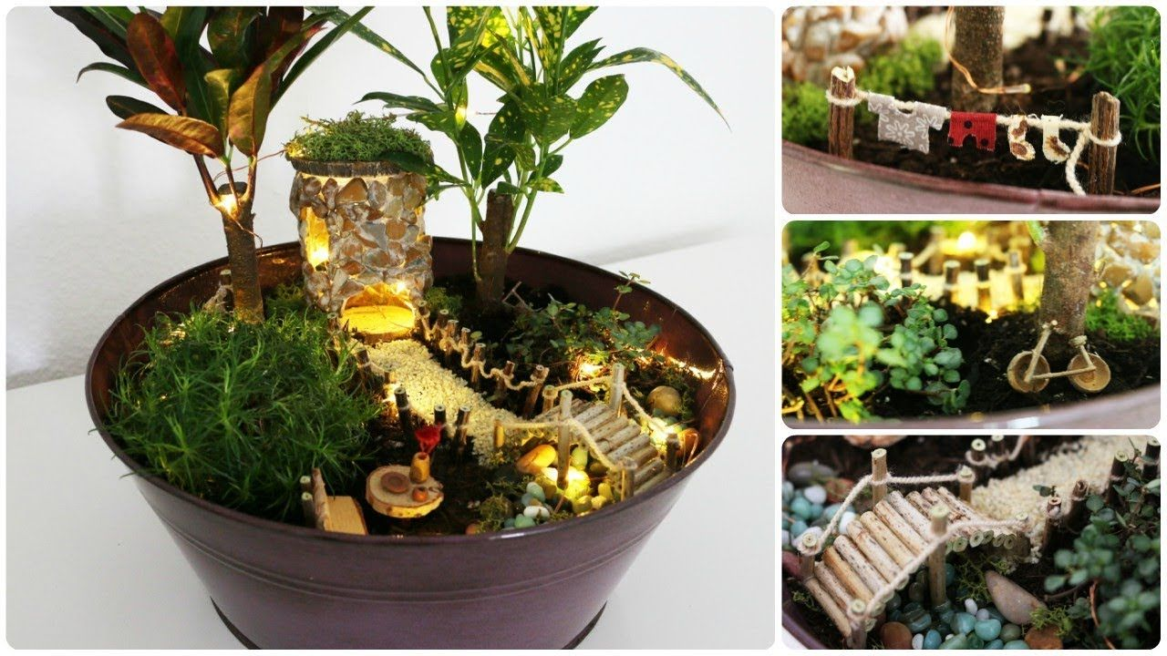 Minigarten Im Topf Fairy Garden 8 Diy Minigarten Im Topf Built Or Crafted
