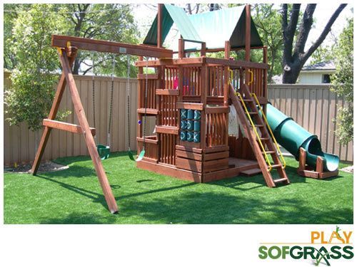 Superb Looking For A Playground That The Kids/their Friends Can Play On Now And  Grow · Kid BackyardBackyard IdeasBackyard ... Images