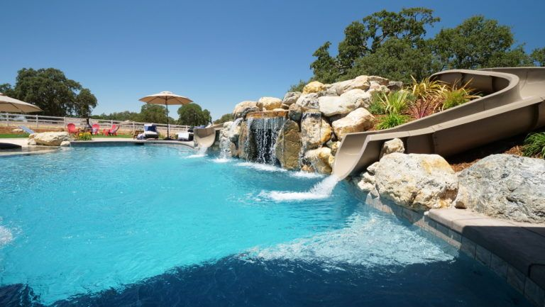 Inground Swimming Pool Prices Installed Cost Of Building A New