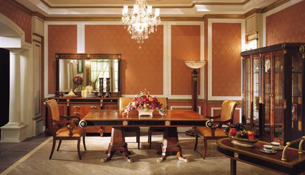 Empire Series Dining Room