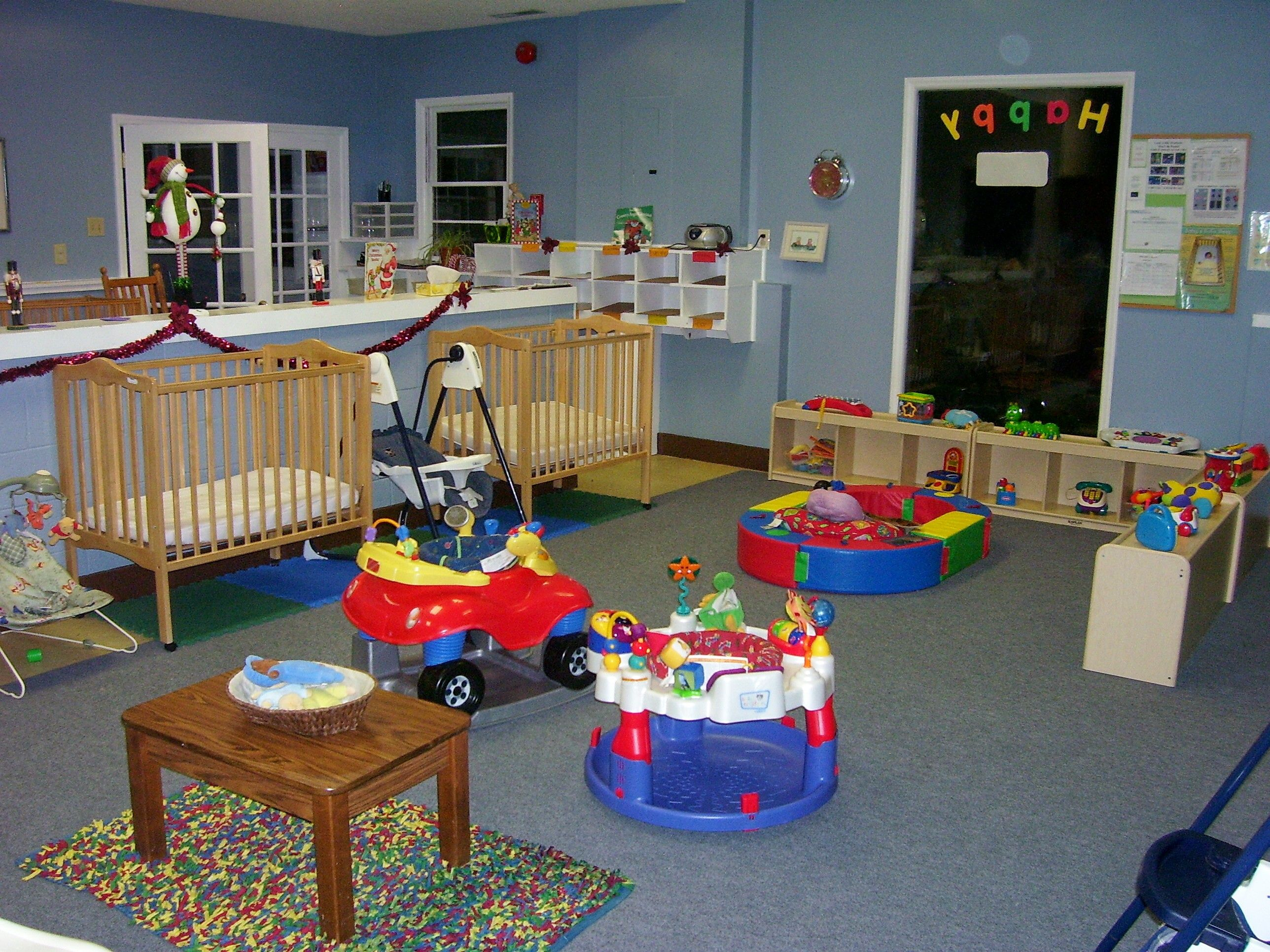 Classroom Decoration Ideas For Montessori ~ Daycare classroom setup montessori preschool infant