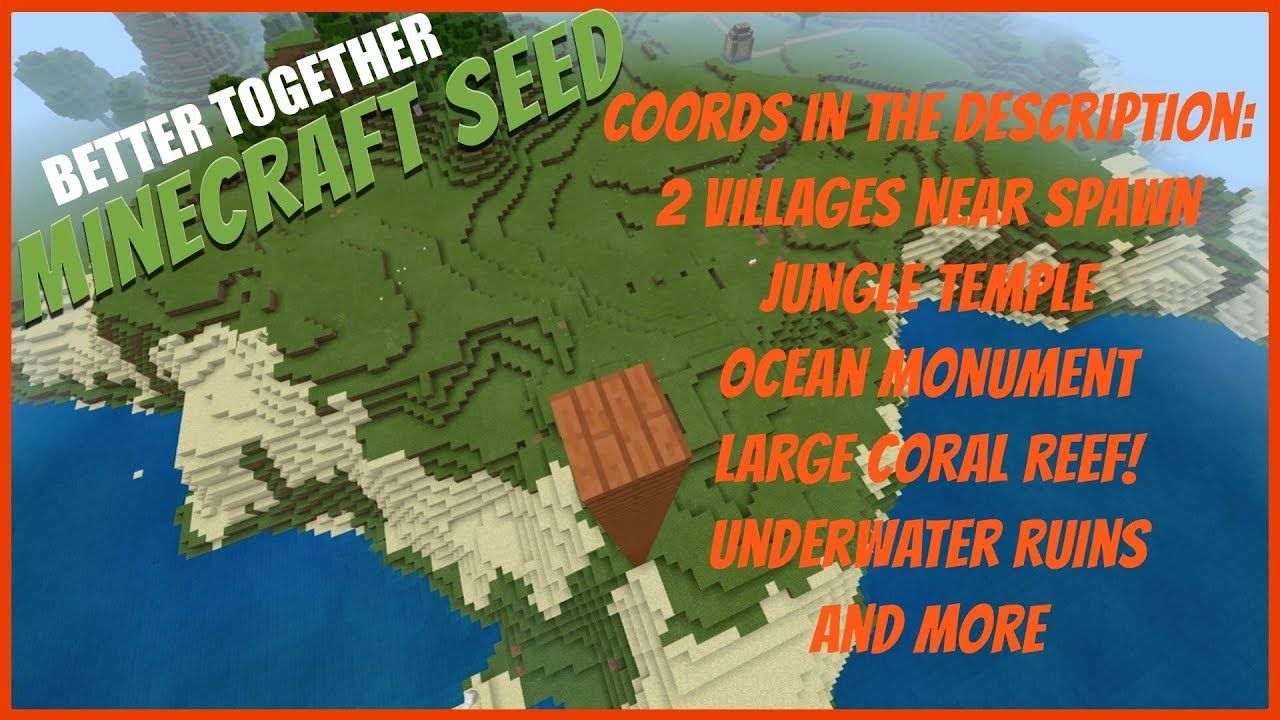 Found: July 8/8 for Minecraft Better Together version, this seed