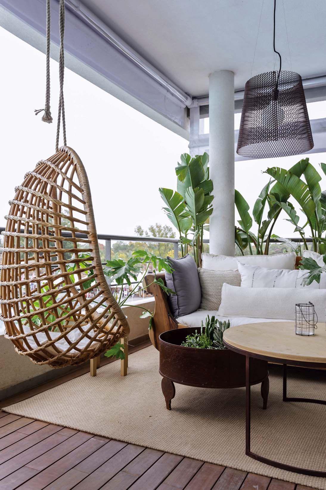 20 ideas para crear tu selva urbana con pocos metros