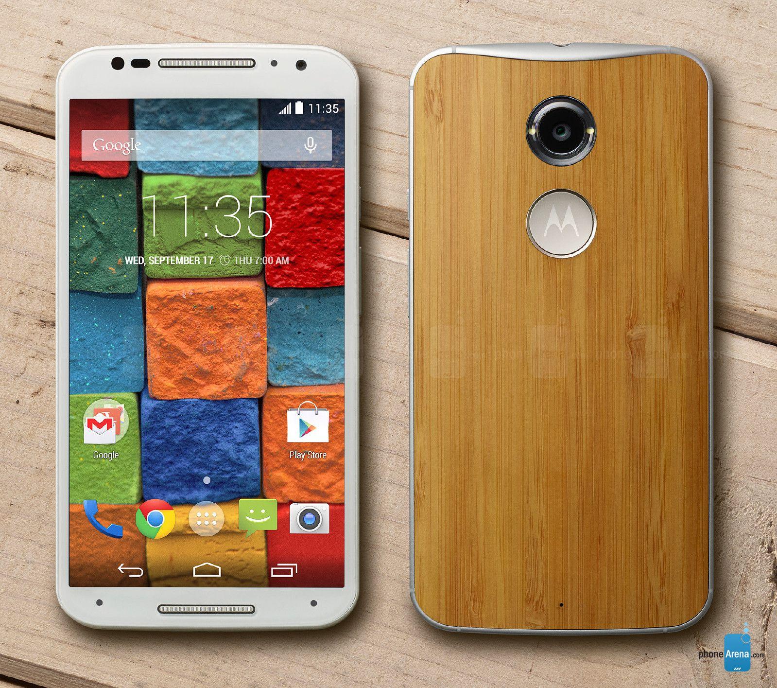 Motorola Moto X 2014 3a