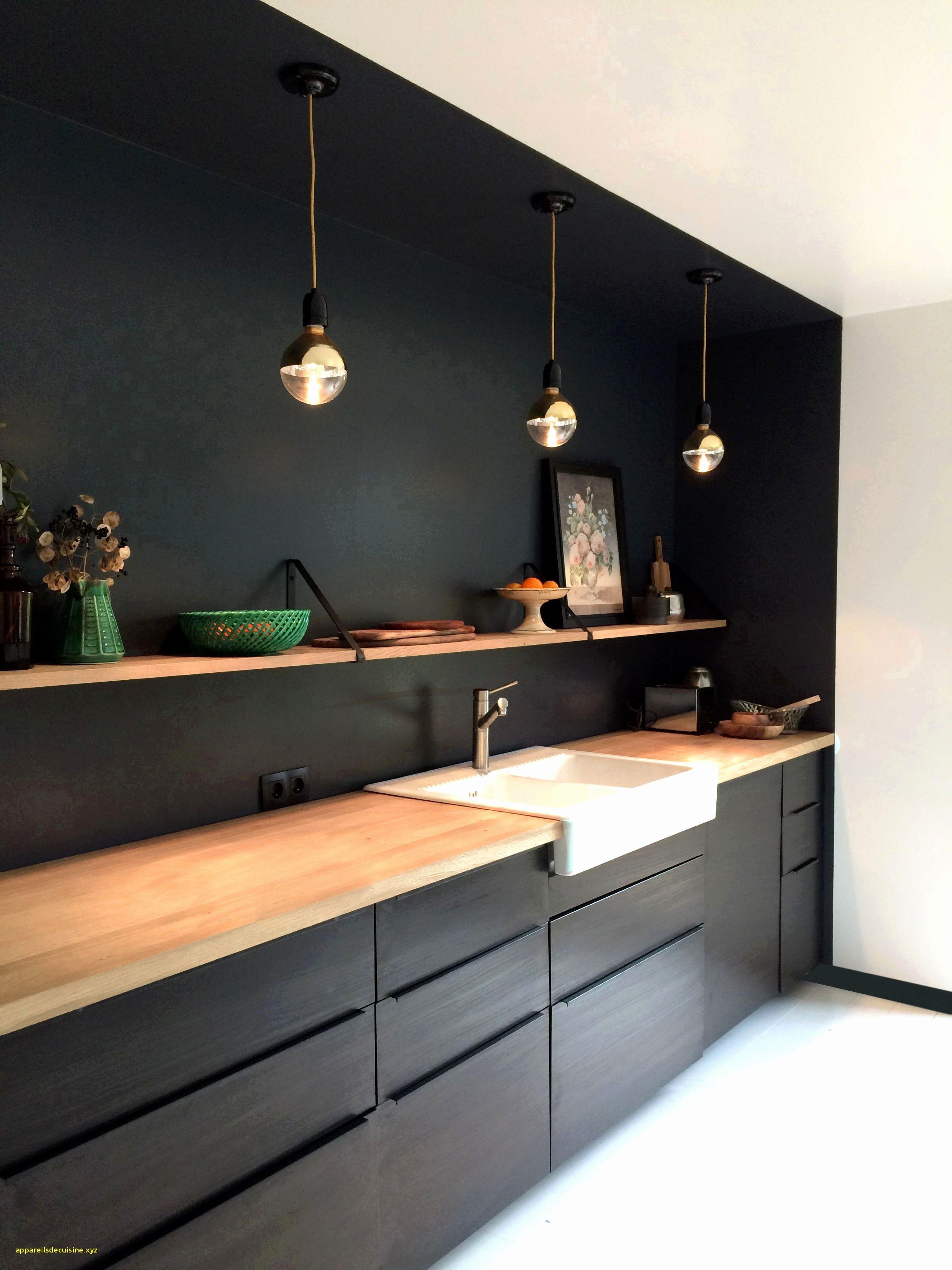 Plan De Travail Cuisine Ubaldi Cuisines Design Cuisine Noire