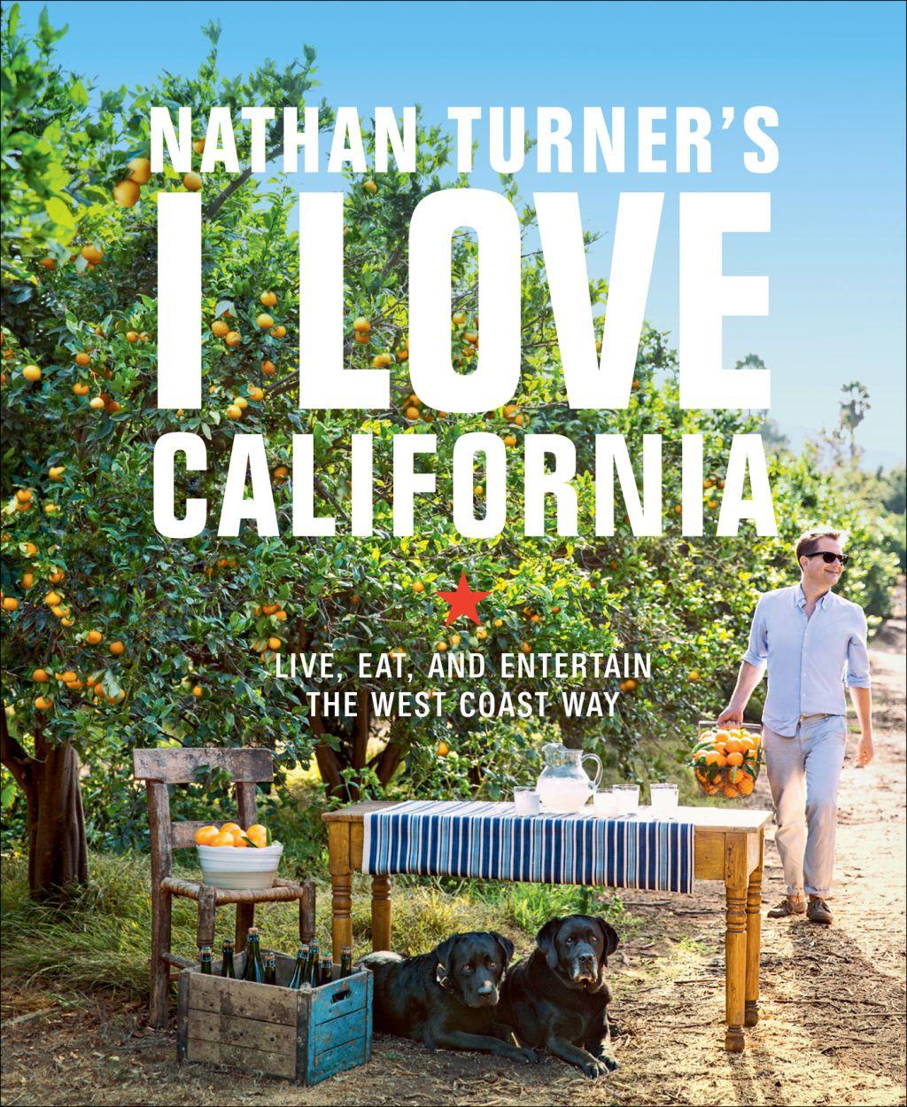 Nathan Turner's I Love California (eBook) | Will turner