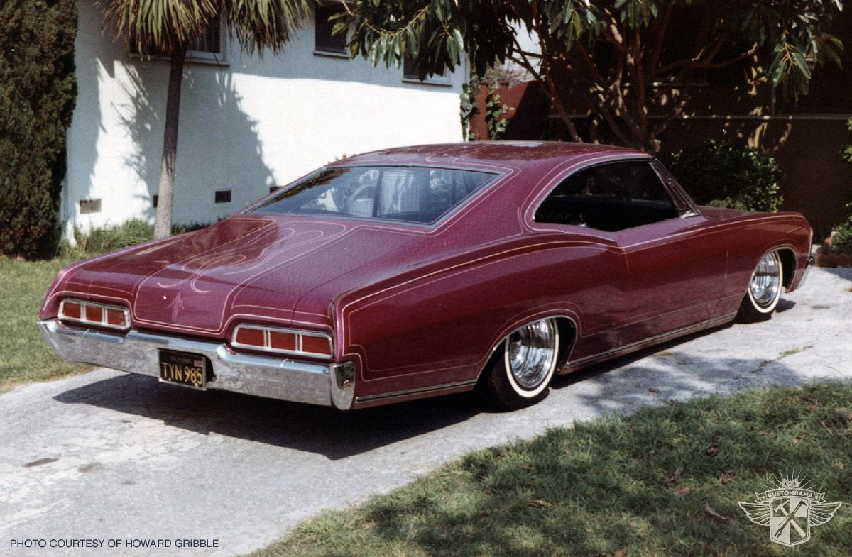 howard gribble 39 s 1967 impala praise the lowered. Black Bedroom Furniture Sets. Home Design Ideas