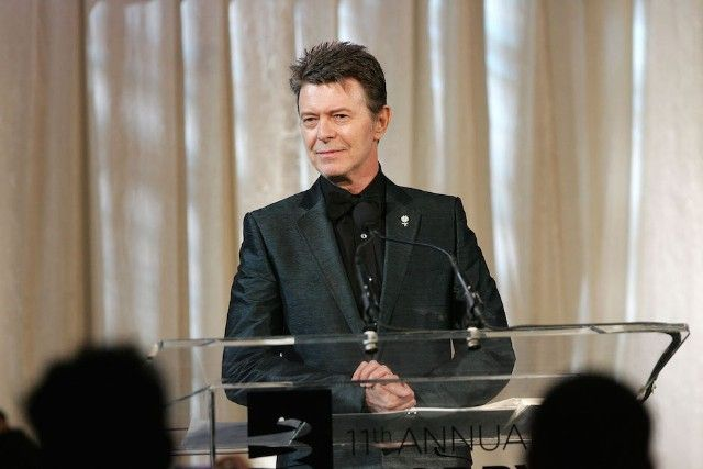 """Bowie Predicts Nibiru And His Death """"At The End Of It All... Your ..."""