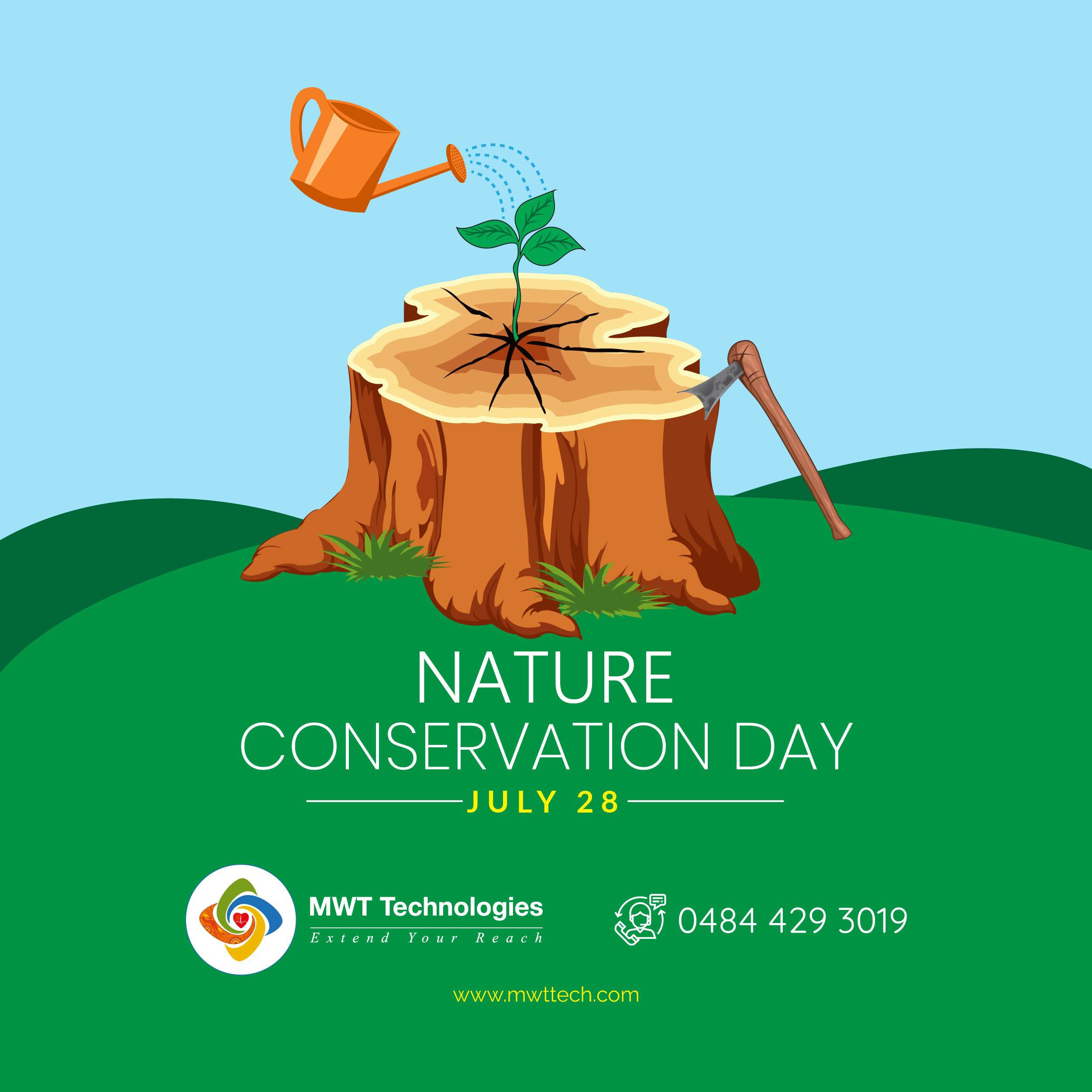 Earth Provides Enough To Satisfy Every Man S Needs But Not Every Man S Greed World Nature Conservation Day July 28 Natureco With Images Nature Conservation Nature Day