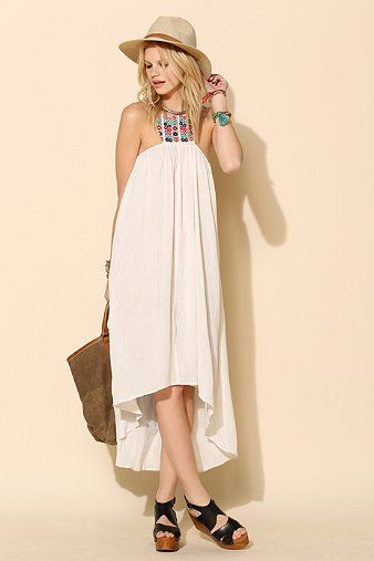 6 Shore Road Embellished Maxi Dress - cute as a dress or cover up