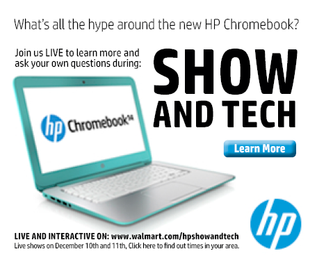 Join me today and tomorrow for live product demos during #HPShowandTech on http://www.walmart.com/hpshowandtech!