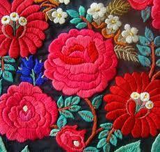 Resultado de imagen para que hacer con bordado mexicano tutorial