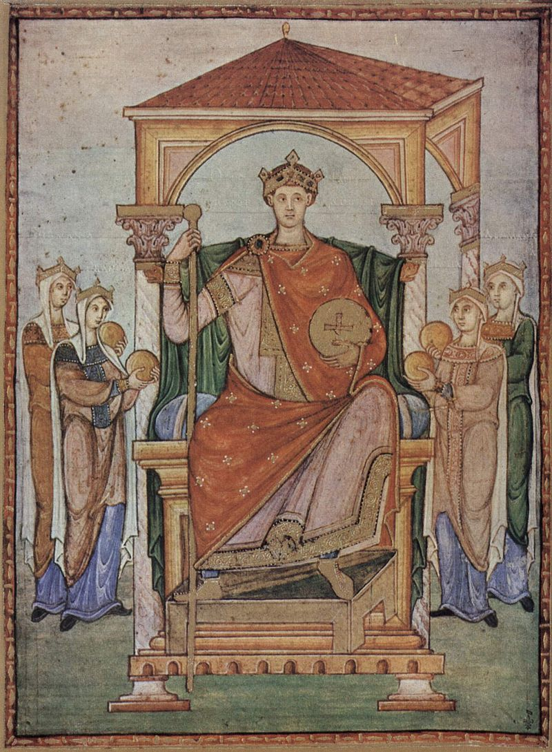 Arte Wikipedia It Meister Des Registrum Gregorii 001 Arte Ottoniana Wikipedia