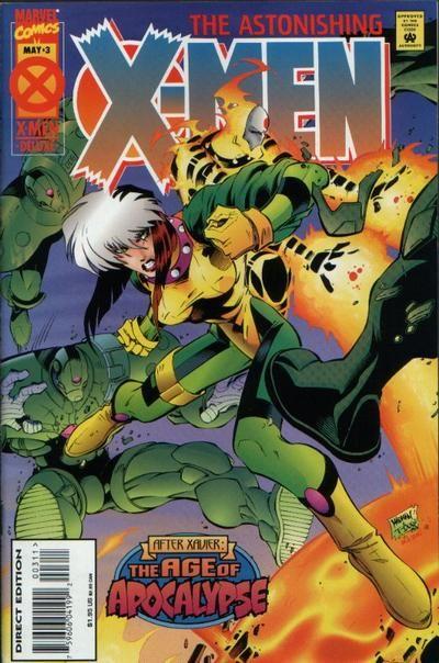 Rogue Age Of Apocalypse Comics Comic Book Artists X Men