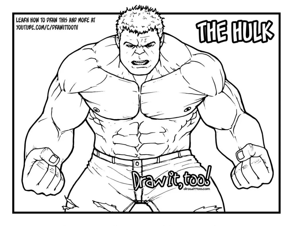 Drawing Of Avengers Gladiator Hulk Google Search Avengers Gladiator Hulk Marvel