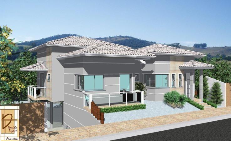 casas modernas com telhado pesquisa google plantas