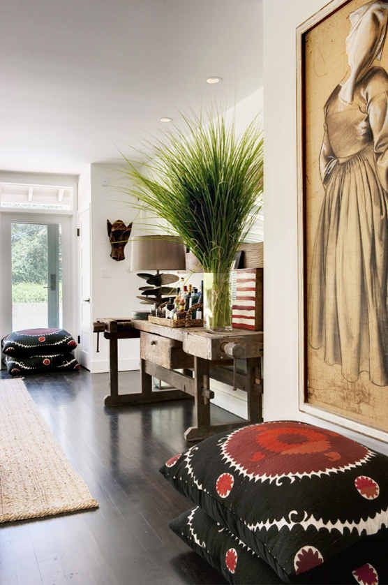 Afrocentric Style Decor Design Centered On African Influenced