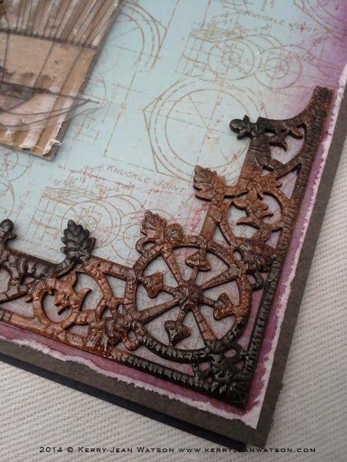 KJWstudio: Imaginarium Designs Guest Designer Project 3