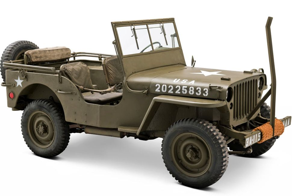 Military Vehicles Of World War Ii