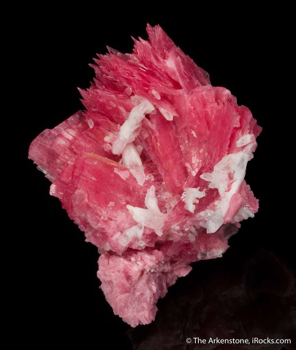 Rock and Minerals Love Healing Crystals Reiki Rocks Palm Stones Rhodonite Quartz Crystal Tumble Stone Mineral Specimen