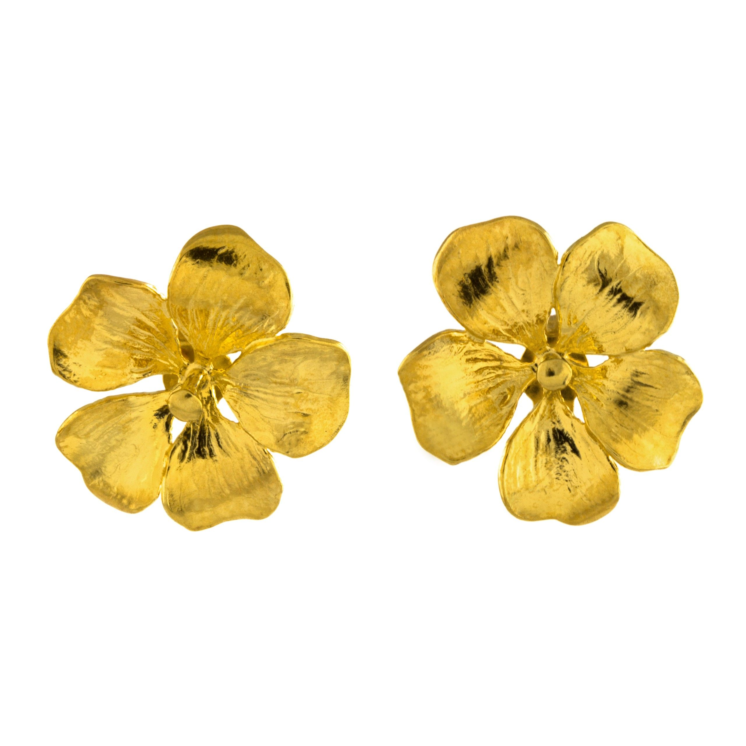 flower diamond diamonds jewellery stud stone scattered studs adamar earring img clover three big floral