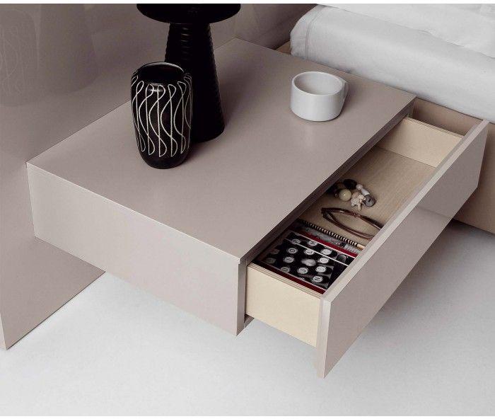 novamobili nachttisch easy 1 schublade nachttische pinterest. Black Bedroom Furniture Sets. Home Design Ideas