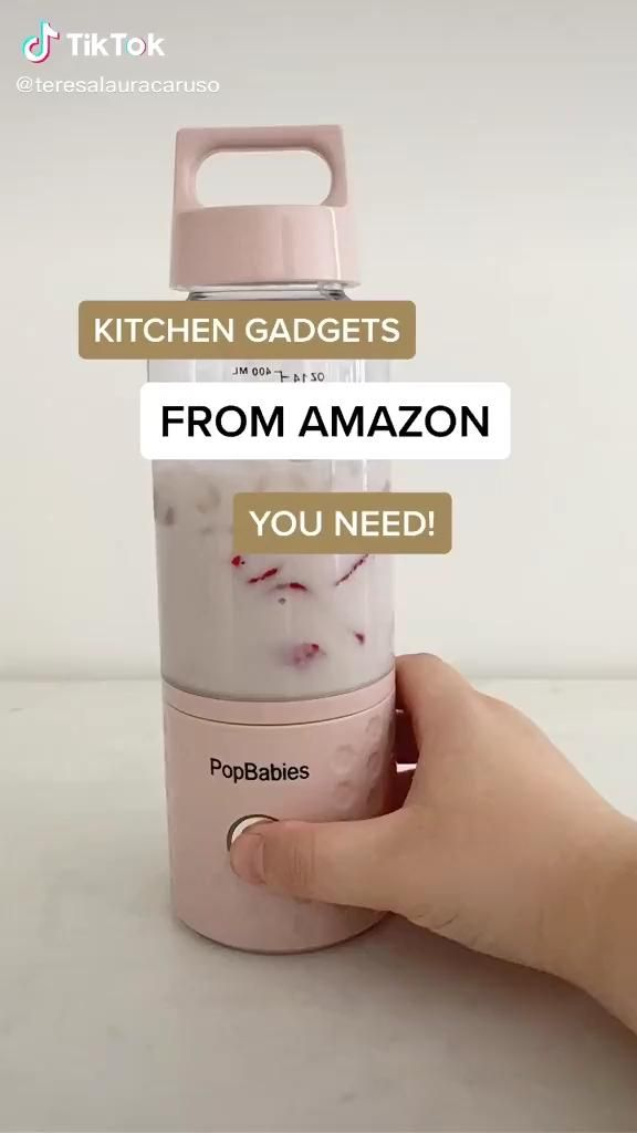 kitchen gadgets you need from amazon!