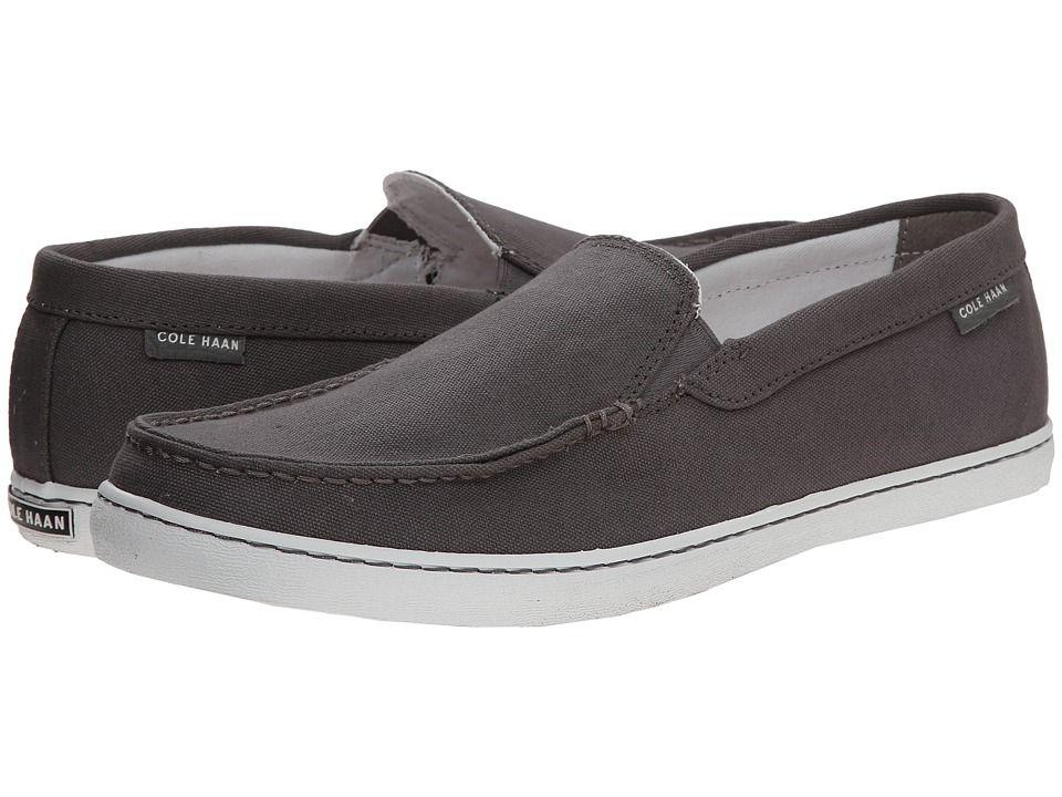 1b754a4734f COLE HAAN COLE HAAN - PINCH WEEKENDER 2 GORE (STORMCLOUD CANVAS) MEN S SLIP  ON SHOES.  colehaan  shoes