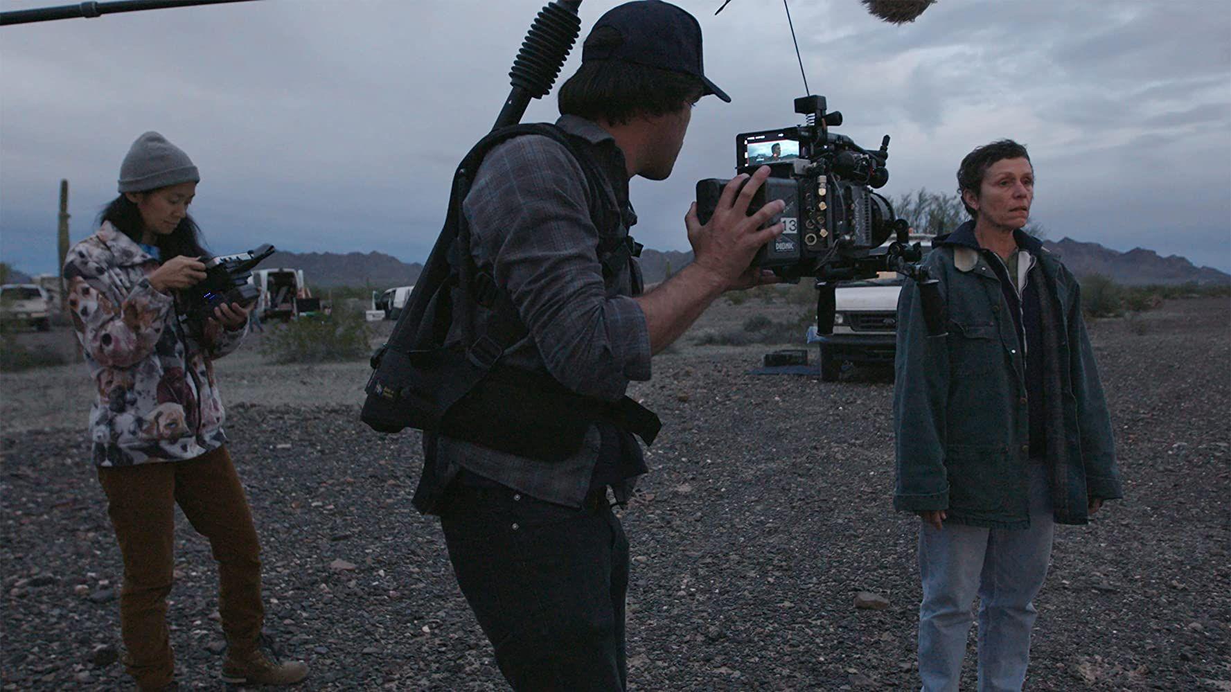 Tout Ce Qu Il Faut Savoir Sur Nomadland Le Film Dont Tout Le Monde Parle En 2020 Film Le Monde Festival