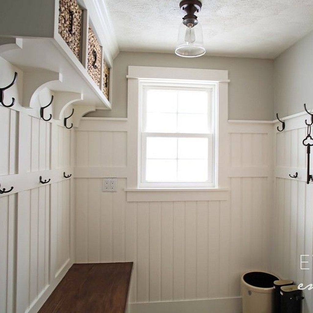 40+ Nice Beadboard Designs For Your Bathrooms (30) images