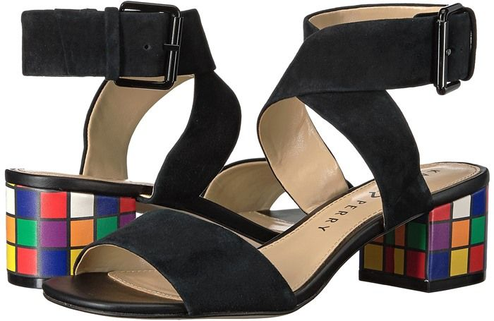 3bc812598603 Katy Perry  The Margot  Rubik s Cube Heels Perry Shoes