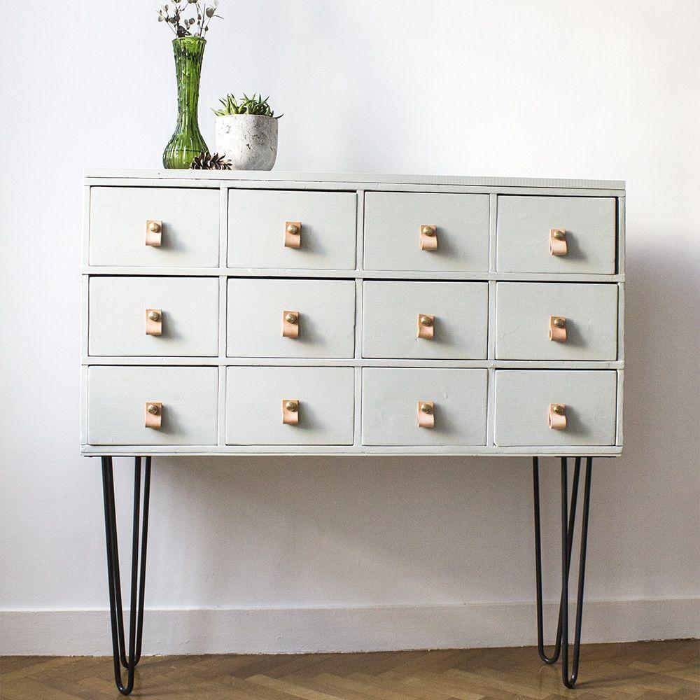 Meuble De Metier A Tiroirs Pieds Epingles Furniture Interior Design Home Decor