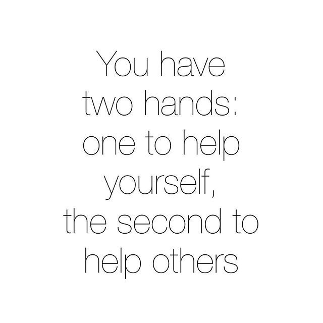 Some wise words for your Wednesday  #quoteoftheday #happy#wednesday #wise #inspiration #helpyourself #helpothers #quote