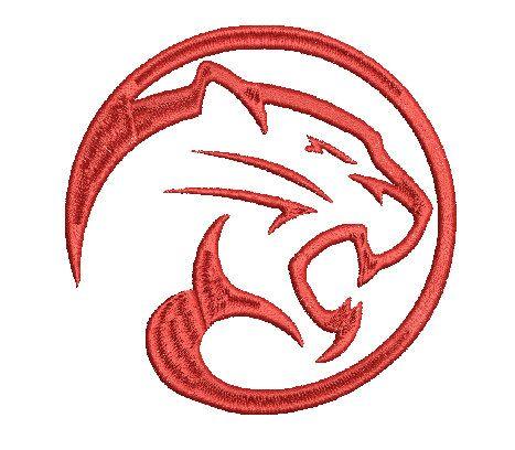 University Of Houston Cougars Mascot Instant By Zipadeedoodah94
