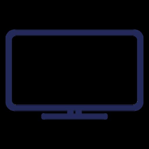 Tv Television Screen Display Home Video Design Technology Flat Modern Black Led Media Hdtv Illustration Digital Icon Layout Template Mo Design