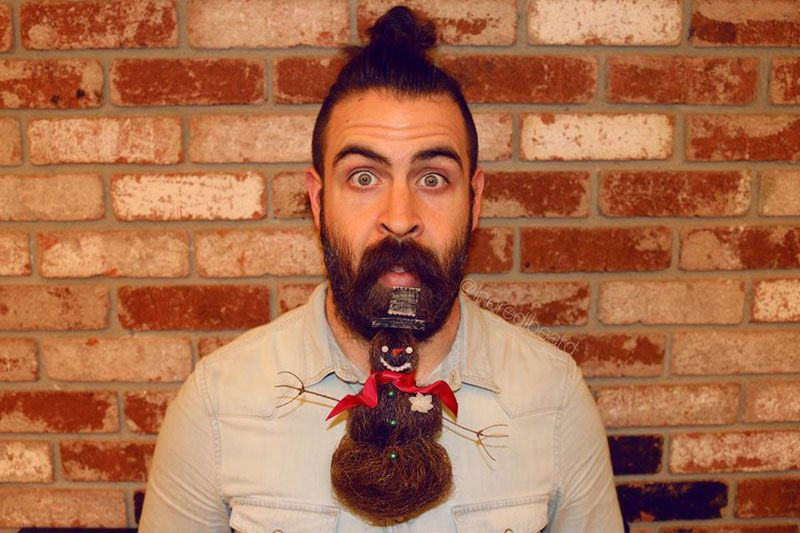 The Incredible Beards Of Incredibeard Fashiontrends For Guys - Mr incredibeard really coolest beard ever seen
