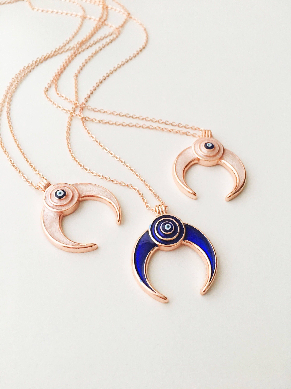Katy Moon Necklace