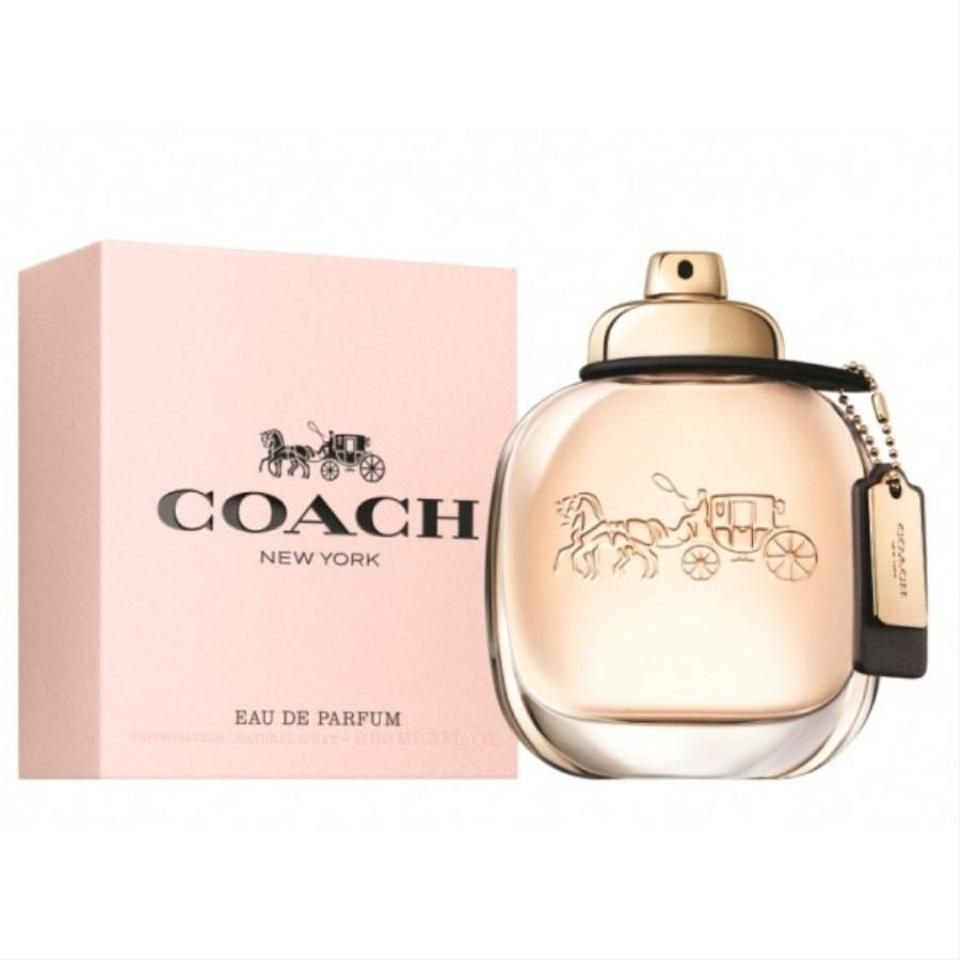 New & Vintage Coach Up to 70% Off Retail. Real or Your Money Back. Shipping & Returns Included. Coach Women Eau De Parfum Spray 3 oz SHIPS WITHIN 24 HOURS (business days) 100% Authentic, Brand New, This item comes in brand new manufacturer retail packaging, same as what is found in a retail store. unused, unopened, undamaged item  |  Tradesy is the leading used luxury fashion resale marketplace | 100% AUTHENTIC, OR YOUR MONEY BACK | We have a zero-tolerance policy for replicas. Our authenticatio