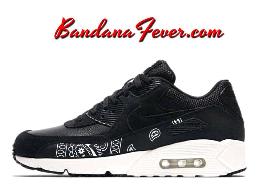 Panier Nike Air Max Fièvre Bw Femme