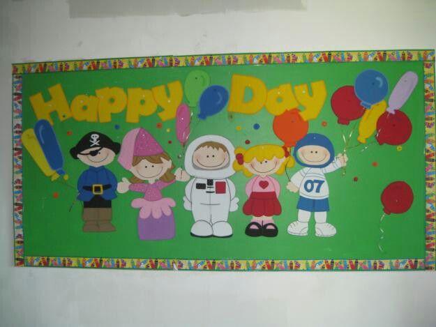 Pin de catalina maria en educaci n pinterest periodico for Puertas decoradas educacion infantil