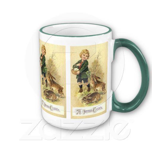 Vintage easter holiday coffee mug easter giftshousehold decor vintage easter holiday coffee mug negle Choice Image