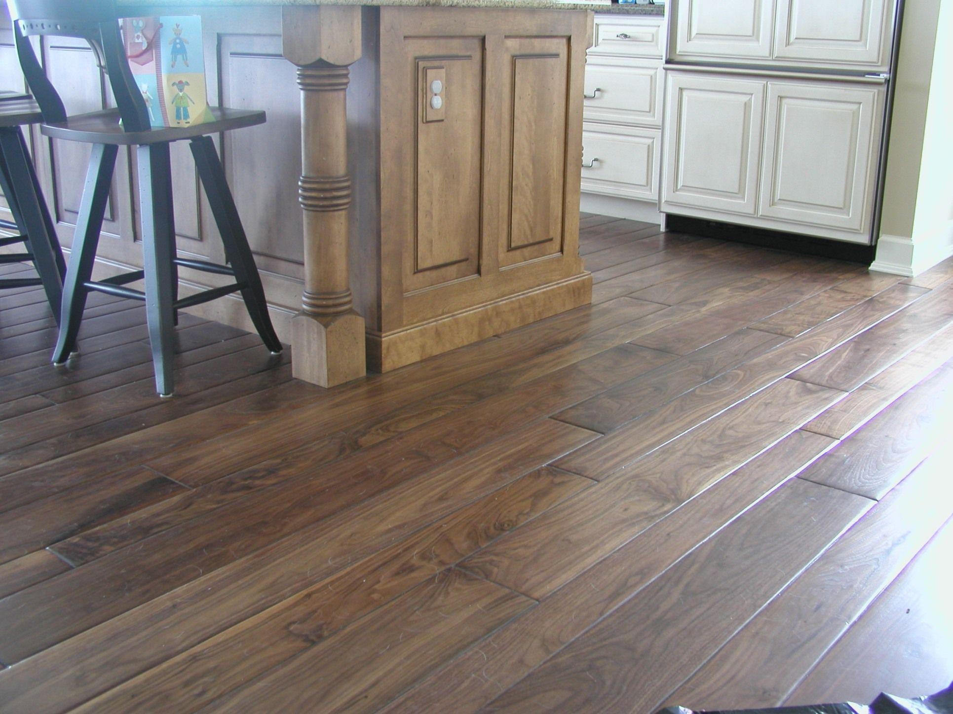 walnut bleached wood floor (With images) Wood floor