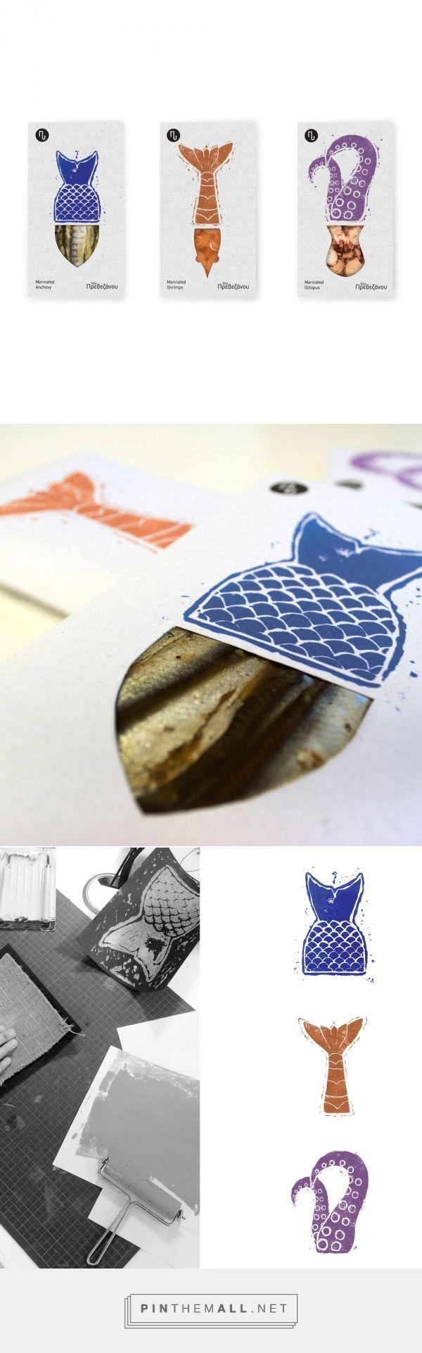 TOU PREVEZANOU — The Dieline - Branding & Packaging. If you like UX, design…