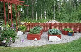 trädgårdsinredning
