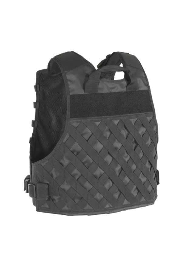 Black Ice Vaat Plate Carrier Vest with Lattice Weave  e7bbbd37023