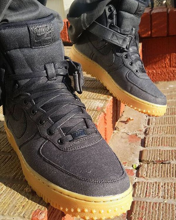 premium selection 1cb56 07c42 Nike-Air-Force-1-High-ID-Pendleton-Warm-