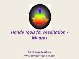 How to your your hand for meditational #goal achievement #Mudras via @karmically