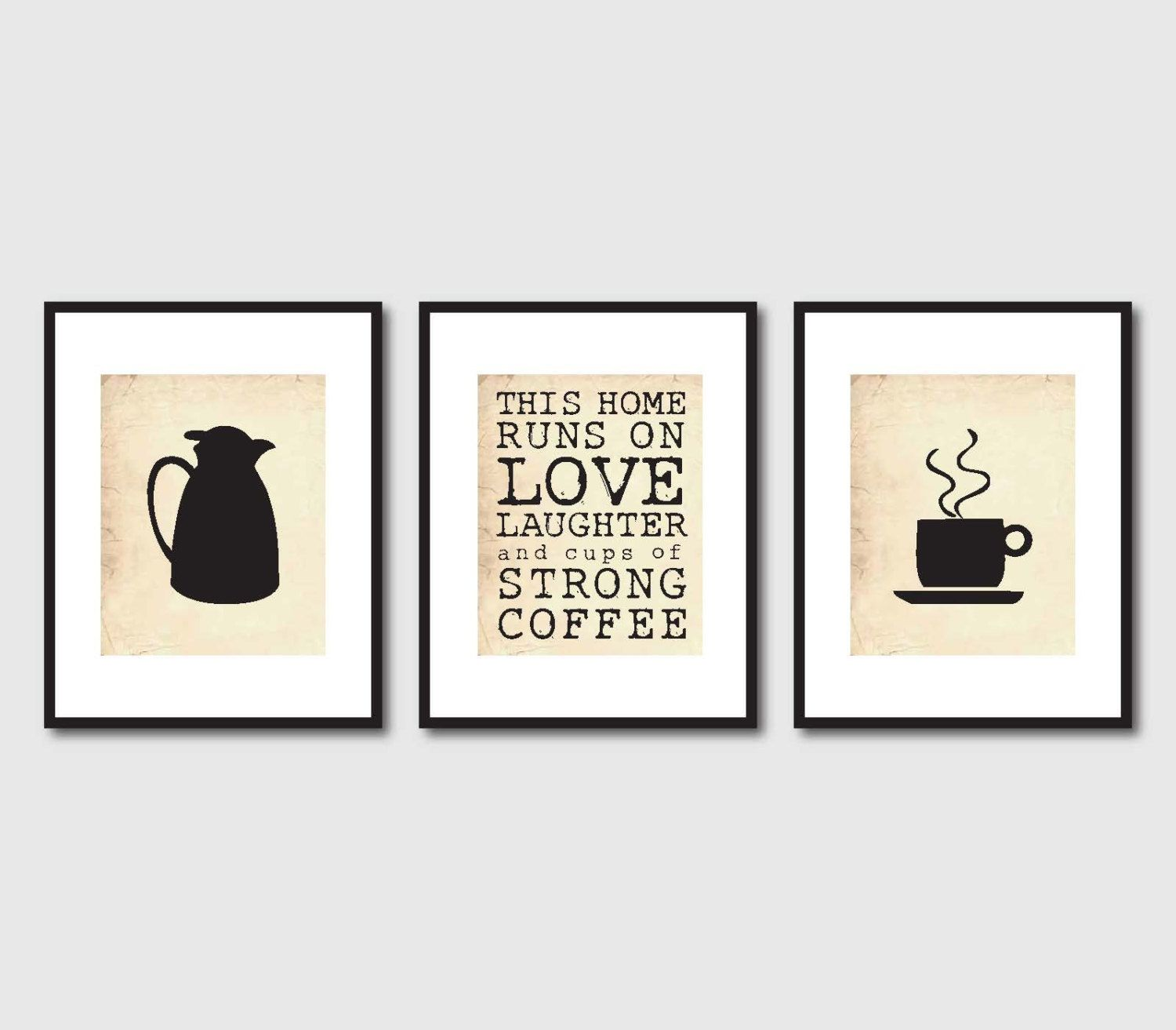 Wall Decor Frames inspiring kitchen wall decor | kitchen decor types | pinterest