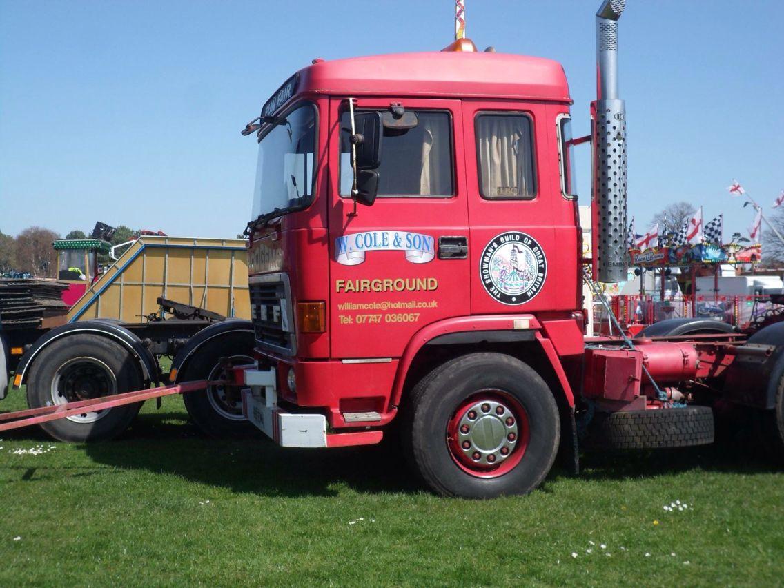 Waltzer Transport ERF Bournemouth 2015